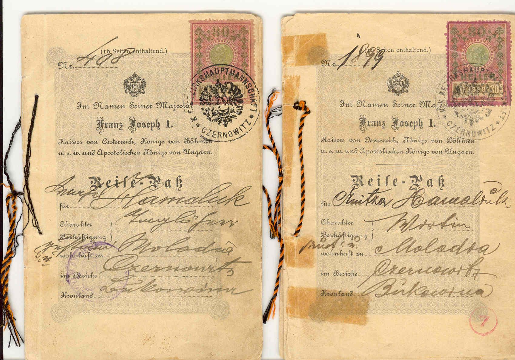 document checklist for passport