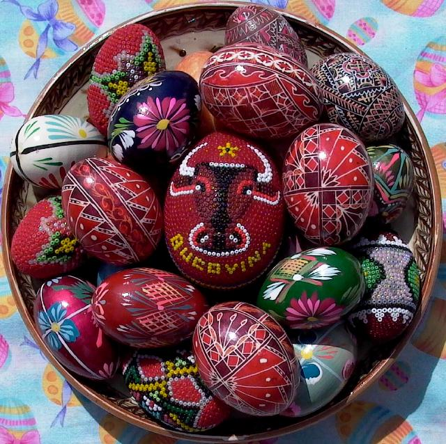 happy easter bucovina